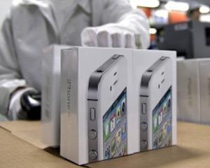 Foxconn a inregistrat un profit trimestrial record, datorita vanzarilor Apple