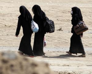 Femeile saudite nu pot vota la alegerile locale