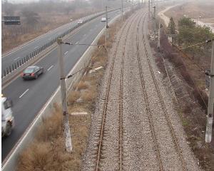 Centura feroviara a Bucurestiului, alternativa la transportul rutier in jurul Capitalei