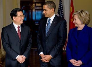 C(h)ina cea de taina dintre Obama si Hu Jintao