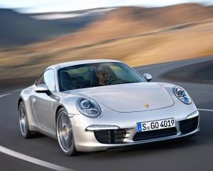 Noul Porsche 911 Carrera va costa 82.100 de dolari
