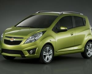 Chevrolet Spark devine
