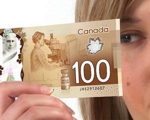 ANALIZA: De ce nu folosesc mai multe tari bancnote din polimer?