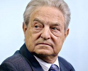 Aurul l-a propulsat pe George Soros printre primii zece miliardari americani