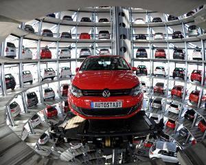 Prea multe masini, prea putini cumparatori, in Europa