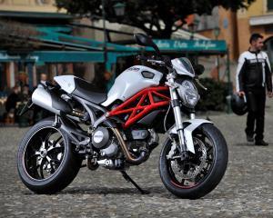 Ducati se extinde in Romania: Noul showroom de la Bacau a costat 70.000 de euro