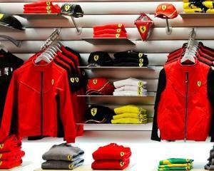 La Ferrari Store Bucuresti s-a lansat colectia 2011-2012