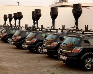 Google a obtinut patentul pentru masina fara sofer