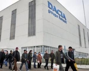 Dacia este afectata de criza de piese din Japonia