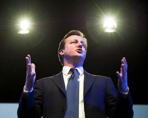David Cameron, premierul britanic: Marea Britanie nu va adopta NICIODATA euro