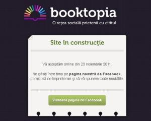 Se lanseaza Booktopia, un