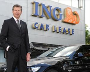 ING intentioneaza sa vanda divizia de leasing auto, care valoreaza 4 miliarde de euro