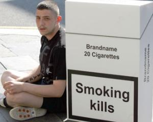 Pachetele de tigari nebranduite nu-i vor determina pe fumatori sa renunte la acest viciu