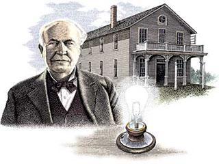 Thomas Alva Edison, omul care ne-a luminat vietile prin descoperirea becului