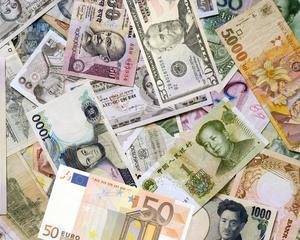 Deficitul de cont curent s-a diminuat cu 43,7%, la 544 de milioane de euro