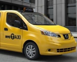 Cand vor chema un taxi, americanii se vor trezi la usa cu un Nissan