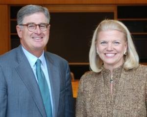 IBM va avea, pentru prima data in istorie, un director executiv femeie - Virginia Rometty