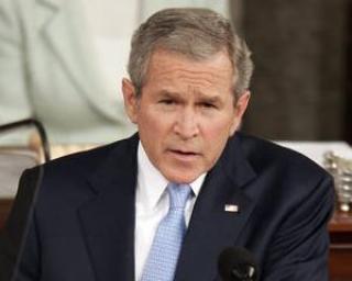 George W. Bush s-a saturat de politica