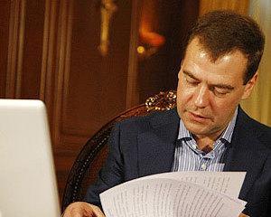 Medvedev, blogger-ul numarul 1 al Rusiei