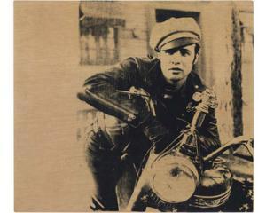 Marlon Brando by Andy Warhol, scos la licitatie