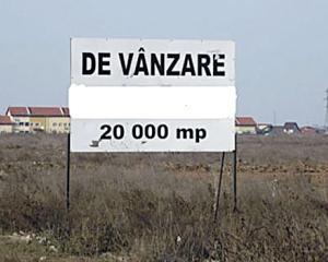 Studiu Impact: Toate terenurile la vanzare din perimetrul metropolitan al Capitalei valoreaza 7 miliarde de euro
