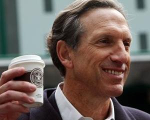 Howard Schultz, Starbucks: 17 citate despre succes