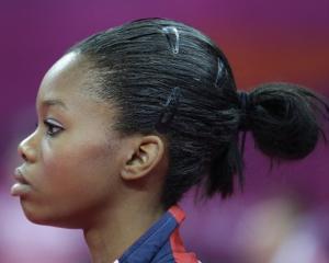 La ce se gandesc americanii cand Douglas concureaza pentru o medalie olimpica
