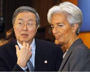 Christine Lagarde are un aliat serios in cursa pentru sefia FMI: China