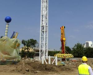 Parcul de distractii Terra Park se deschide in Bucuresti in septembrie
