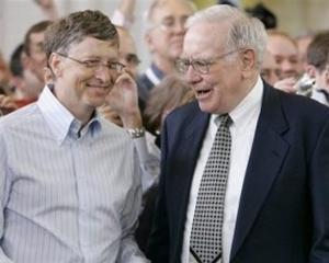Zvonoteca: Bill Gates, urmasul lui Warren Buffett?