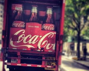 Coca-Cola conduce in topul tranzactiilor companiilor americane la BVB