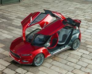 Masinile-concept fac legea la Salonul Auto de la Frankfurt