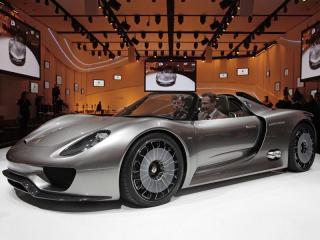 Salonul Auto de la Detroit 2011:  Masini dupa care o sa intoarcem capul