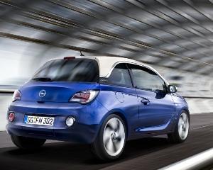 20.000 de comenzi pentru Opel Adam