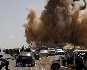 Fiul lui Gadhafi ameninta ca rebelii vor fi anihilati in 48 de ore