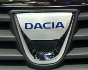 Au scazut inmatricularile de autoturisme Dacia pe piata UE