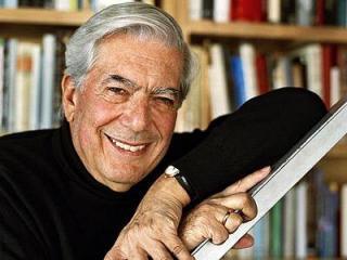Mario Vargas Llosa, actor in propria-i piesa