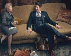 Phelps si Latinina apar in ultima campanie publicitara Louis Vuitton