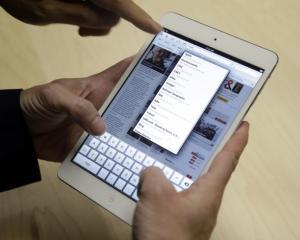 Apple nu va face tablete mai mici decat iPad Mini
