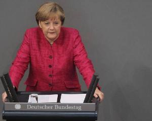 Cum este vazuta Angela Merkel in sondajele de opinie
