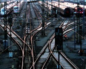 BERD imprumuta CFR Infrastructura cu 175 milioane euro, pentru plata datoriilor