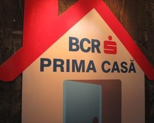BCR pregateste Prima Casa, in lei!