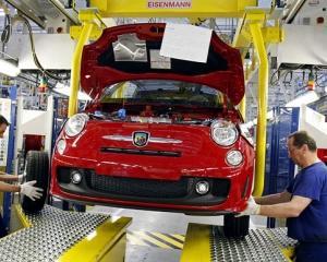 300 de fosti angajati Fiat au ocupat doua banci din Sicilia