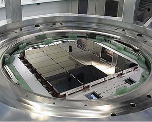 Cum arata un senzor de imagine de 268 megapixeli?