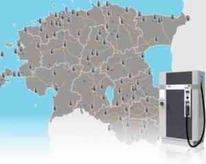 Estonia va dispune de prima infrastructura pentru alimentarea masinilor electrice din lume