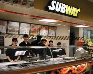 Primul restaurant Subway pentru vegetarieni va fi deschis in septembrie