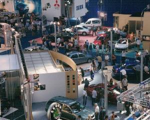 Salonul Auto Bucuresti, redeschis dupa doi ani
