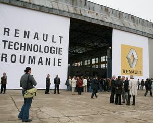 Stagii la Grupul Renault Romania pentru studentii de la 18 universitati