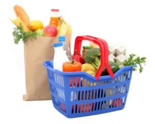 Alimentele s-ar putea scumpi in februarie cu peste 5%