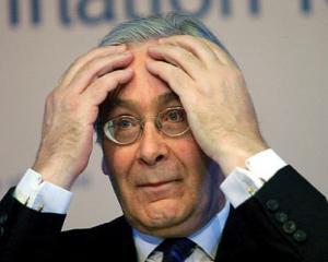 Mervyn King: Nu se intrevede un sfarsit al crizei din zona euro